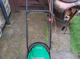 Qualast lawnmower