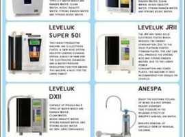 Kangen water machines