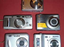 6+MP Digital Cameras (price per camera)