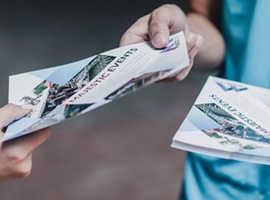 Leaflet distribution, Shared Leaflet Distribution