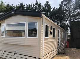 LOW SITE FEES STUNNING HOLIDAY PARK STATIC CARAVANS ISLE OF WIGHT
