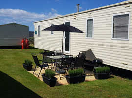 ABI Horizon 3 Bedroom 2 Bathroom Holiday Home on Haven's Doniford Bay, West Somerset **** 2020 site fee  included in sale price ****
