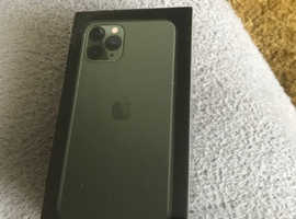 Apple I. Phone 11 pro