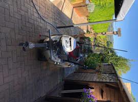 Ocean kayak prowler big game 2 / with conversion