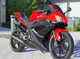 Yamaha YZF_R125