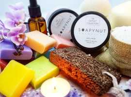 Natural Deodorant | Handmade Soap | Natural Oils - Soapynut Cosmetics