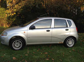 DAEWOO KALOS 1.1 LOW MILEAGE MOT 6 MONTHS SERVICE HISTORY 1 LADY OWNER SINCE 2013 CHEAP TO TAX/INSURE
