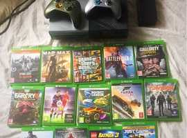 Xbox one halo (5)1TB limited edition bundle pack