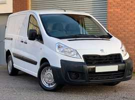 Peugeot Expert 1000 1.6 HDI 90 Professional Van WOW! This is One Absolutely Superb Van in Immaculate Condition Throughout