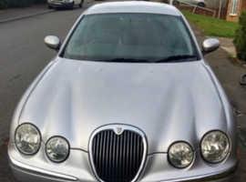 Jaguar S-TYPE, 2003 (53) Silver Saloon, Automatic Petrol, 93,000 miles