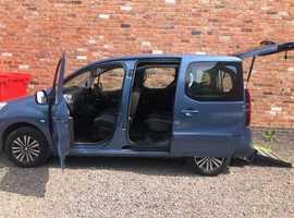 Peugeot Partner 13,Diesel,Manual-Wheelchair Access