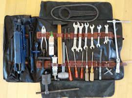 Ferrari 250 275 330 365 GTB GTB4 GTO Lusso SWB Tool Kit pliers