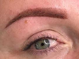 Portfolio models required for semi permanent make up