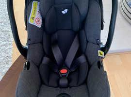 Joie Infant Car seat.