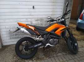 ksr tw 125cc one owner from new