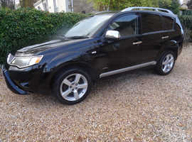 7 SEATER Mitsubishi Outlander 2.0 DI-D WARRIOR 2008 (08)