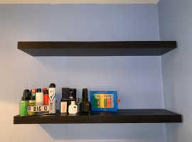 Lack Ikea Shelves