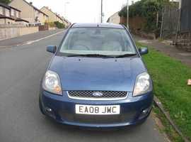 Ford Fiesta, ghia 1.4tdci £30 tax