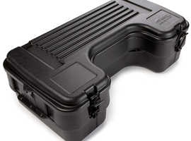 Quadbike storage box/rear carrier in new condition