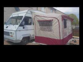 Talbot Any, 1991 (H) White, Manual Diesel, 86,000 miles