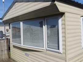 Willerby caravan 35 x 12 2 bedroom