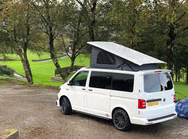 2018 VW Transporter T6 Campervan 2.0 with air-con 31026 miles new conversion