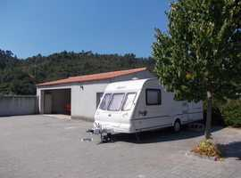 Bailey Pageant 4 berth caravan in Portugal
