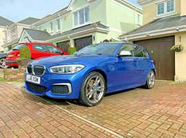 2016 BMW M135i 5 Door Blue Hatch M Sport