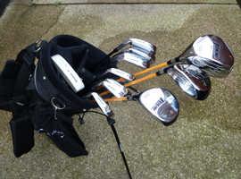 Dunlop golf set