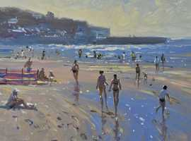 Good quality fine art for sale including original paintings and 20th century British ceramics