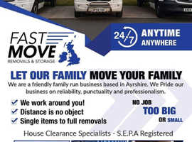 Fast Move Removals and Storage