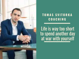 London Life Coaching Tomas Svitorka