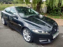 2012 JAGUAR XF 3.0d V6 S LUXURY RARE 275 BHP AUTO CAMBELT KIT CHANGED FINANCE AVAILABLE STUNNING CAR