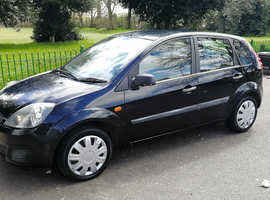 FIESTA ZETEC 1.4L 16v, 2007 REG FACELIFT MODEL, LONG MOT, SERVICE HISTORY, NICE SPEC WITH AIR CON