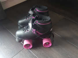 Roller skates no fear size 5