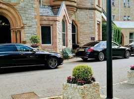 Black Mercedes Funeral Cars Belfast