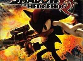 Shadow of the Hedgehog - Playstation 2