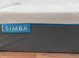 Simba Hybrid Mattress (RRP £989) [W160 L200 D25 (CM)] (EU Queen) (Collection Only)