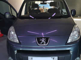 Peugeot Horizon 2012-wheelchair access-COC Certificate included