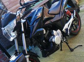 Lexmoto 125 cc Excellent Condition
