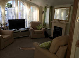Willerby Vogue in Pilling Knott End fully Winterised open 52 Weeks