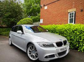 "2010 60 REG BMW 3 Series E91 320d M Sport Business Edition Touring 5dr "" ESTATE "" HPI CLEAR """