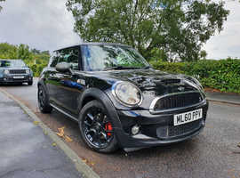 Mini Cooper S, 2010 (60) Black Hatchback, Manual Petrol, 80,000 miles