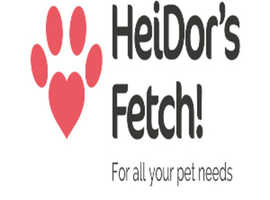 For All Your Pet Needs In Kent Contact HeiDor's Fetch!