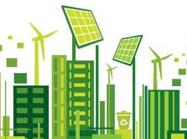 Qmsimple solar panels and battery Barnstaple