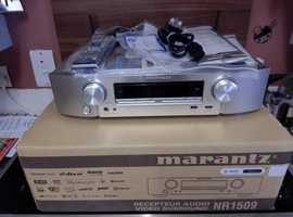 {{ Little  used MARANTZ NR-1509 superb condition .}}