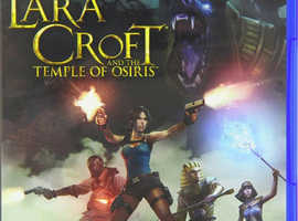 Temple of Osiris, Lara Croft PS4