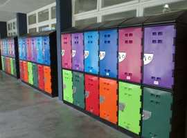 Get the Ideal Fitness Lockers for Your Gym