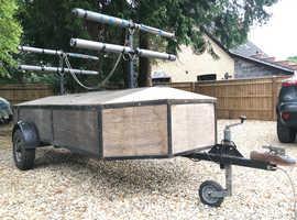 Windsurf / paddle board trailer