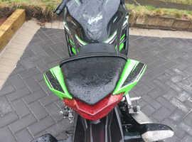 Kawasaki ninja 300 EX 300 BGFA ABS KRT edition